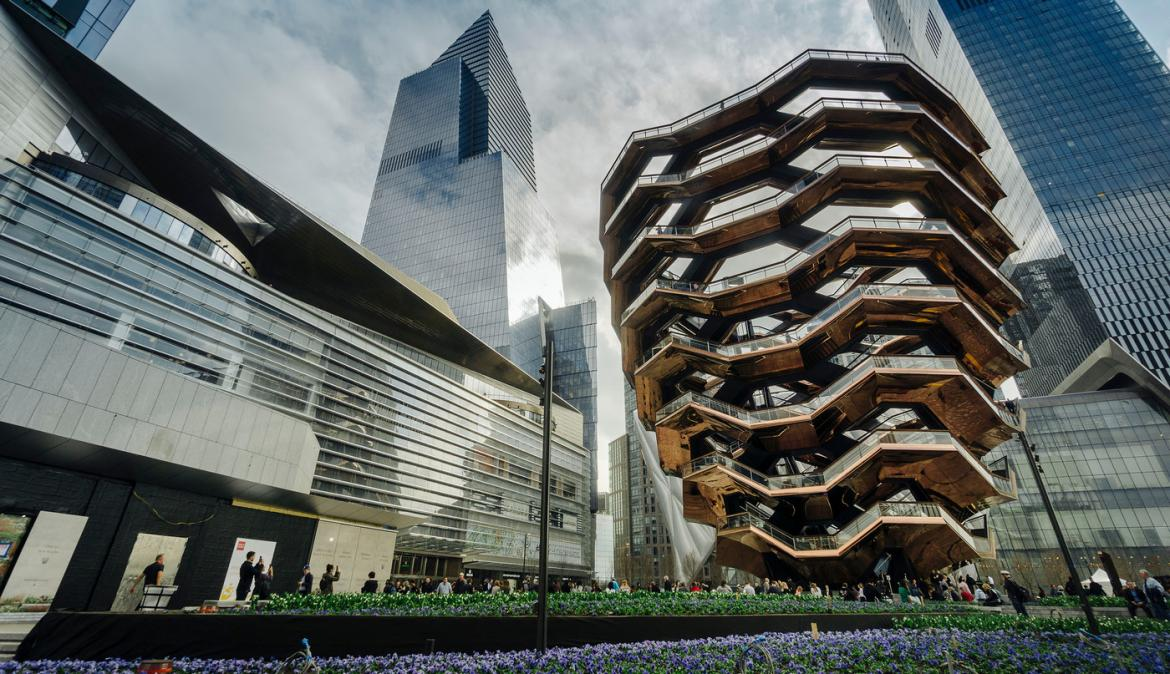 5 reasons why you should visit Hudson Yards on your next trip to New York City -