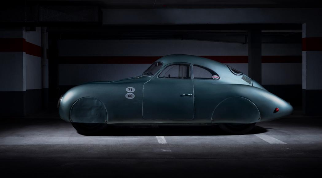 The World S Oldest Surviving Porsche Is Going Under The