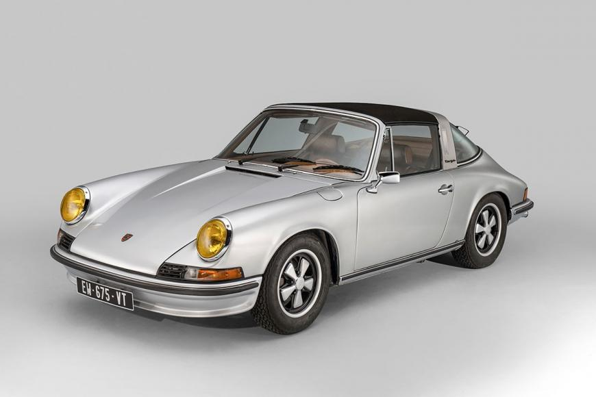 A bespoke Porsche draped in Berluti leather was auctioned for $388,500 -