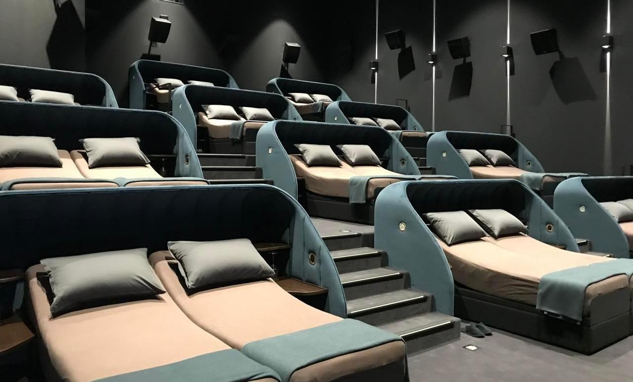The coolest movie theaters in the world