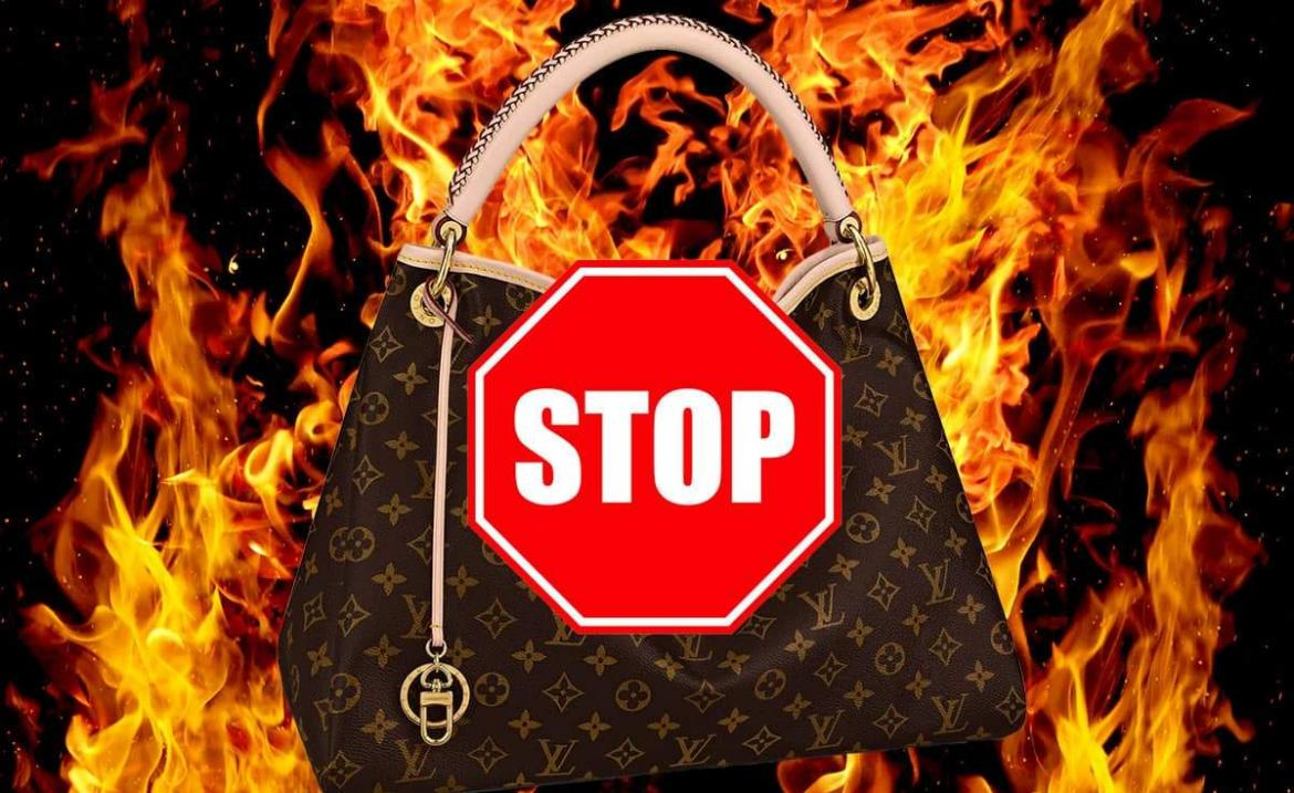 France calls for a complete ban on the burning of unsold goods by luxury fashion houses -