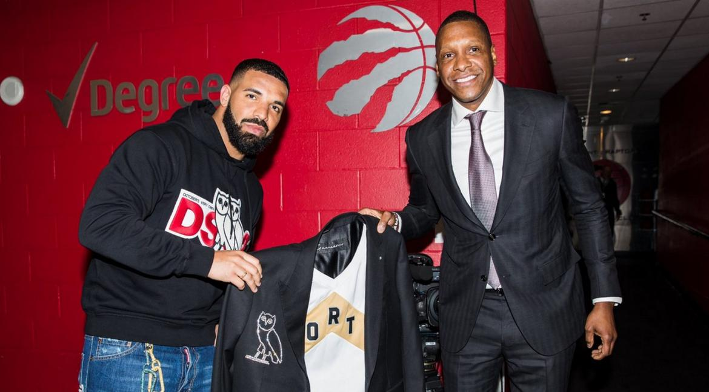 The Toronto rappers gift Drake a diamond-studded jacket worth $747k -