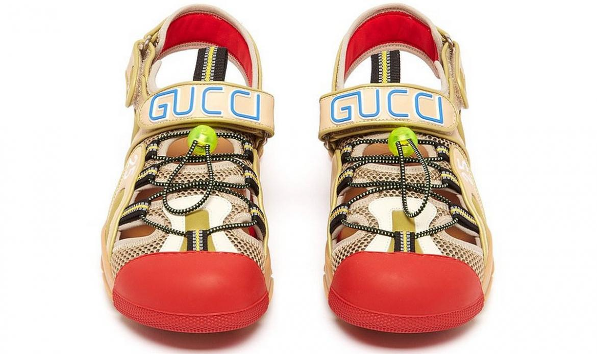 Gucci unveils $700 clown shoes, much to the dismay of fans -