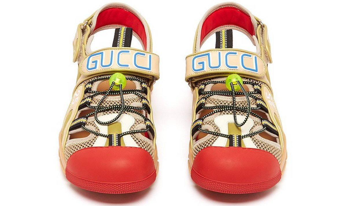 Gucci unveils $700 clown shoes, much to