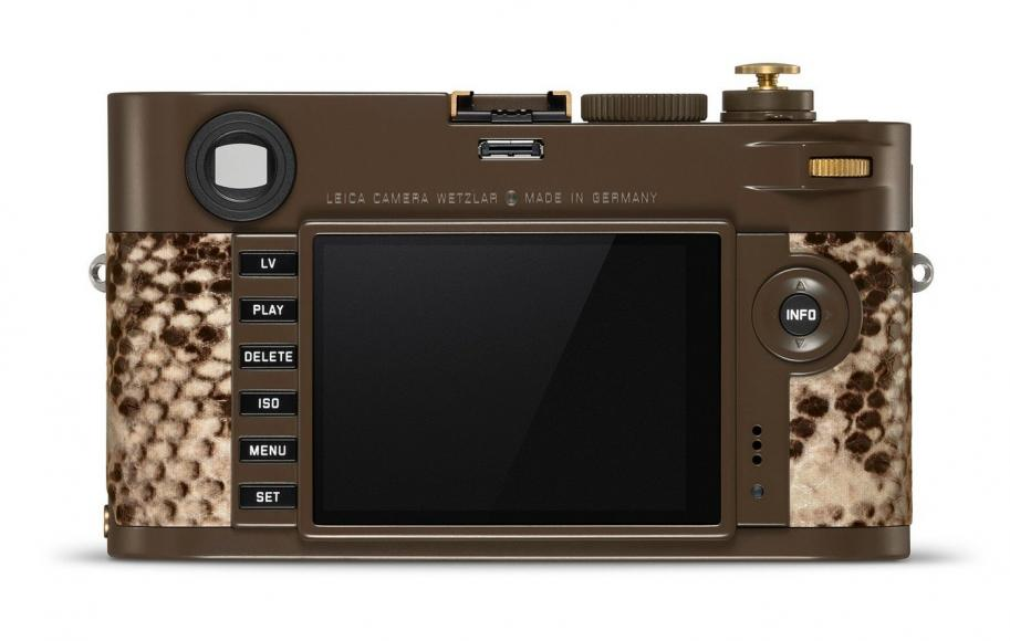 Leica x Lenny Kravitz special edition snakeskin camera (7)