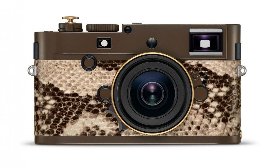 Leica x Lenny Kravitz special edition snakeskin camera (8)
