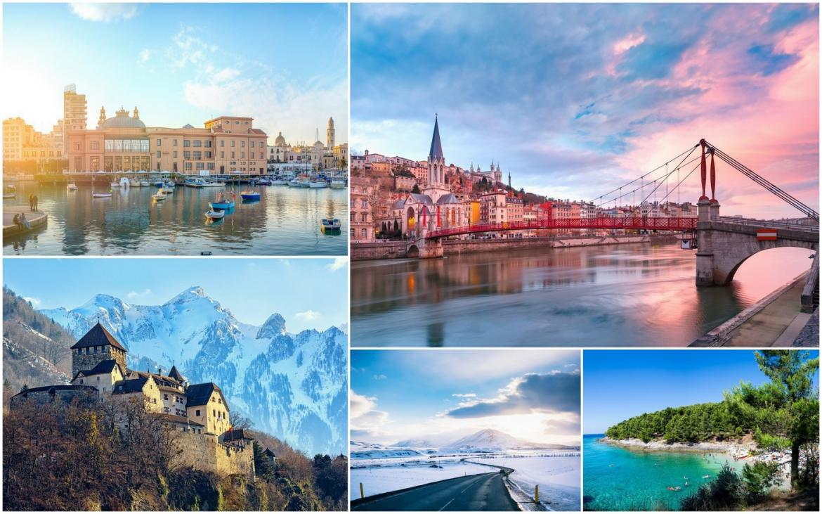 From bear stalked mountains to Alpine meadows - According to Lonely Planet these are top 10 European destinations for 2019 -