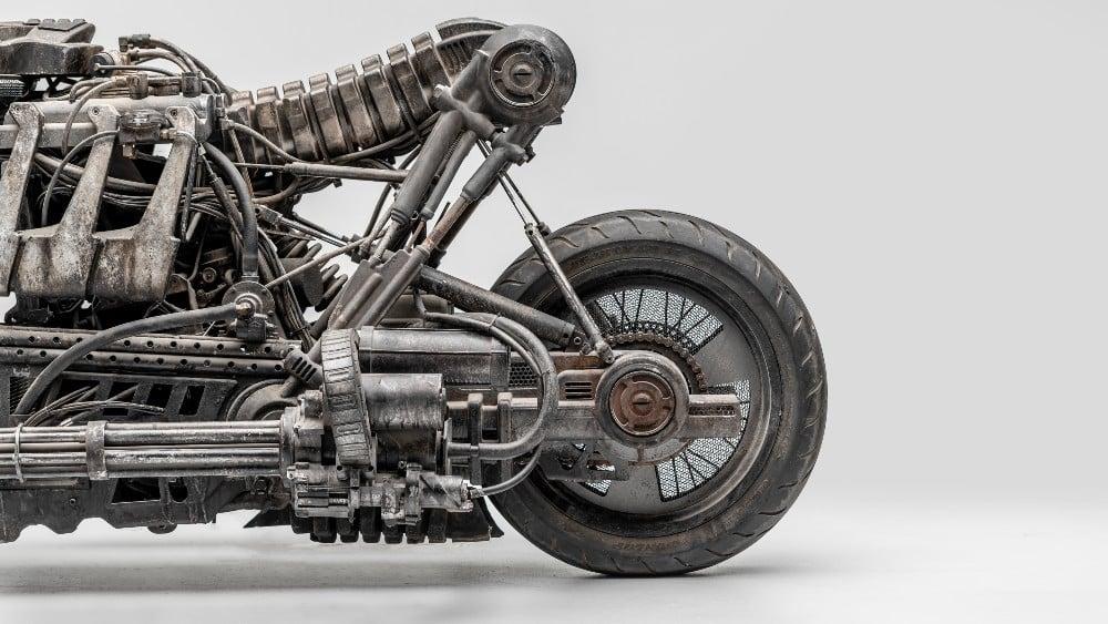 Terminator motorcycle (2)