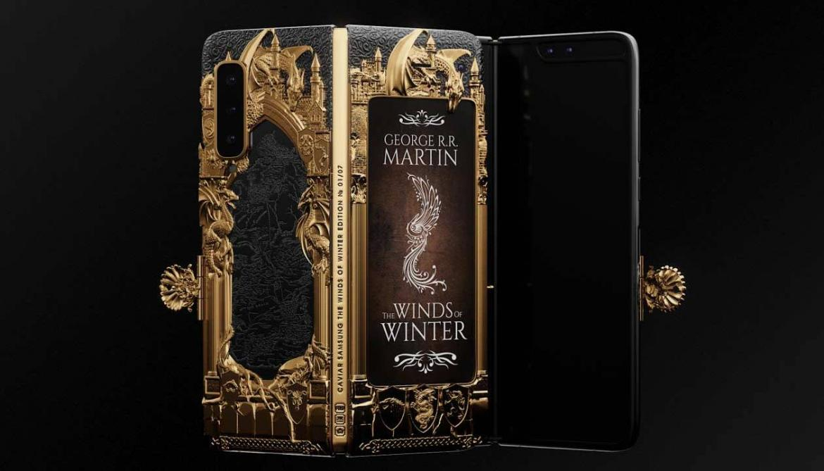 Caviar introduces Samsung Galaxy Fold Game of Thrones edition priced at $8200 -