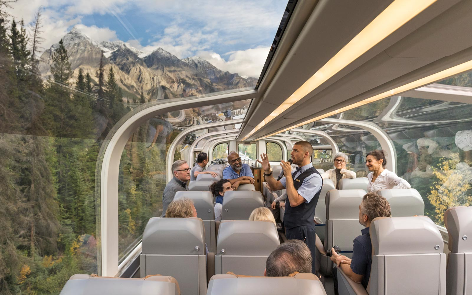These are the most luxurious trains in the world