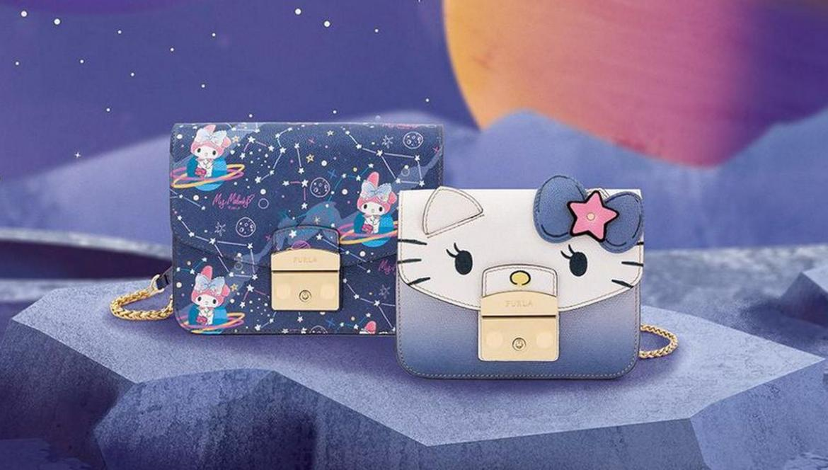 Hello Kitty and Furla join hands for an exclusive handbag collection -