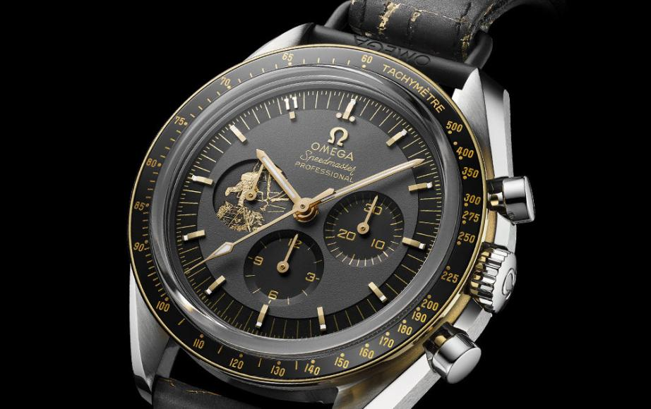 Apollo celebrates the 50th anniversary of Apollo 11 lunar mission with a limited edition Speedmaster -