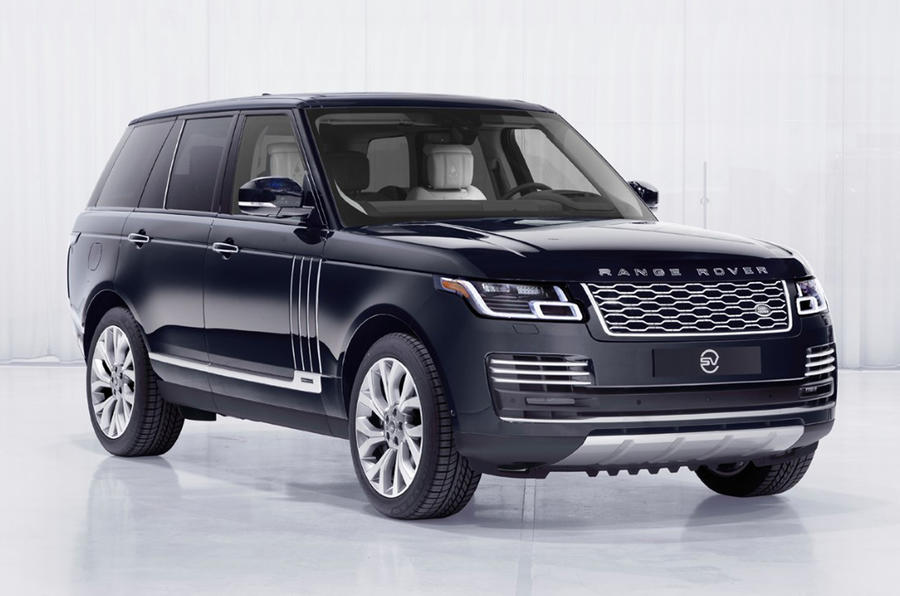 This Range Rover is so exclusive you need to be a space tourist to buy one