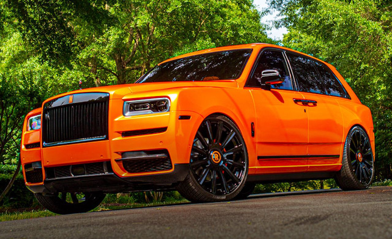 Odell Beckham Jr's customized Rolls-Royce Cullinan is as ...