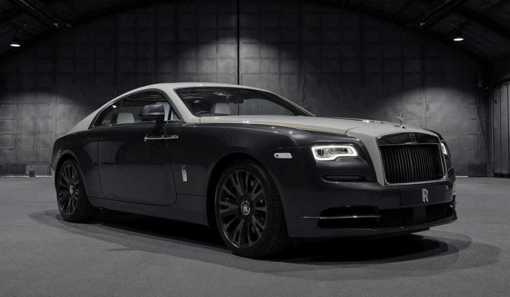 Rolls-Royce's newest handcrafted Collection Car pays tribute to the first non-stop trans-Atlantic flight -