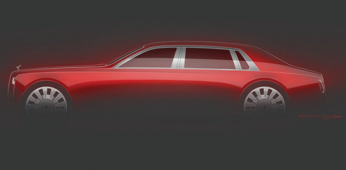 Rolls-Royce is building a one-off Phantom to celebrate its 115th anniversary
