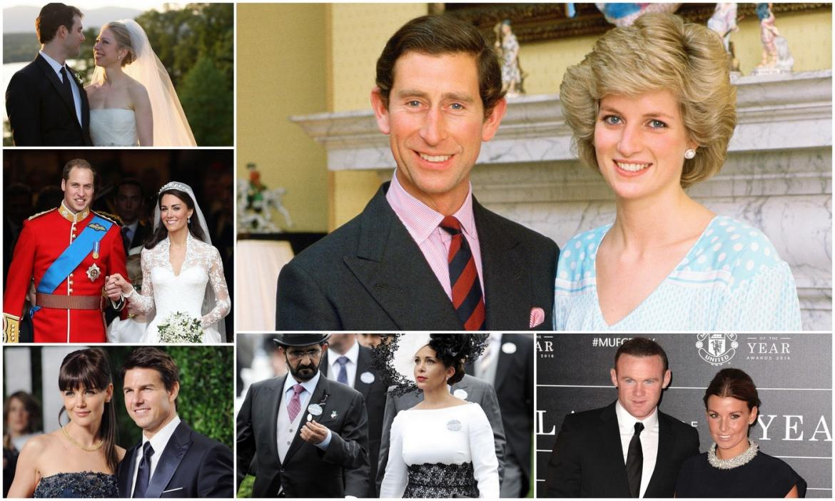 From movie stars to royalty - Here are the 11 Most Expensive Weddings ever -