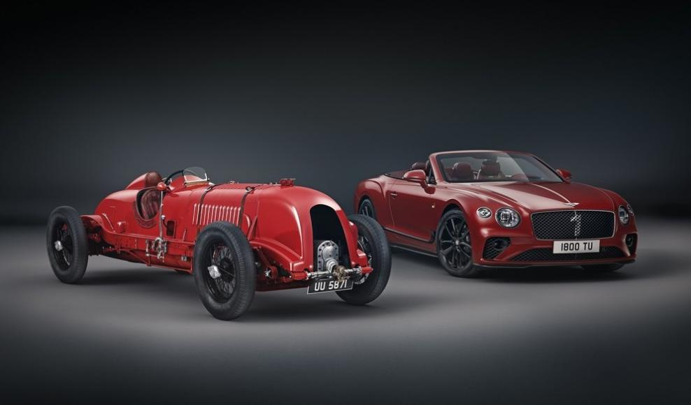 Continental GT Convertible Number 1 Edition by Mulliner (1)