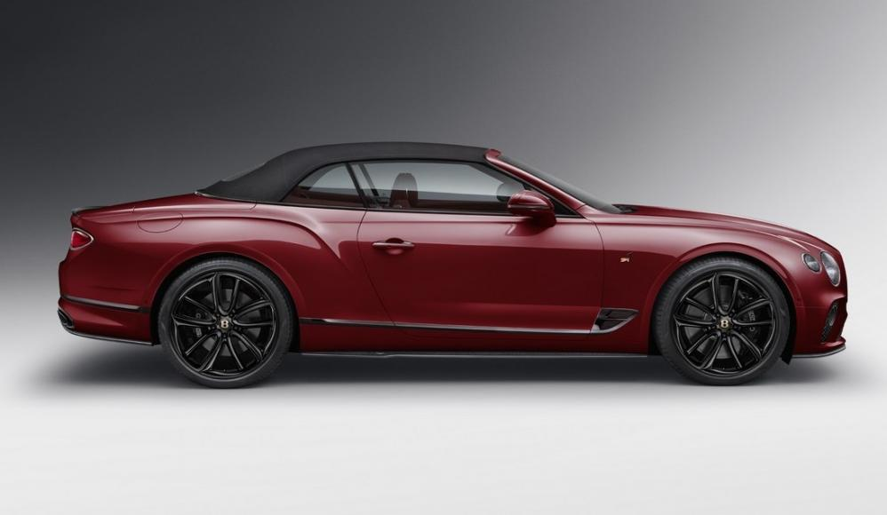 Continental GT Convertible Number 1 Edition by Mulliner (4)