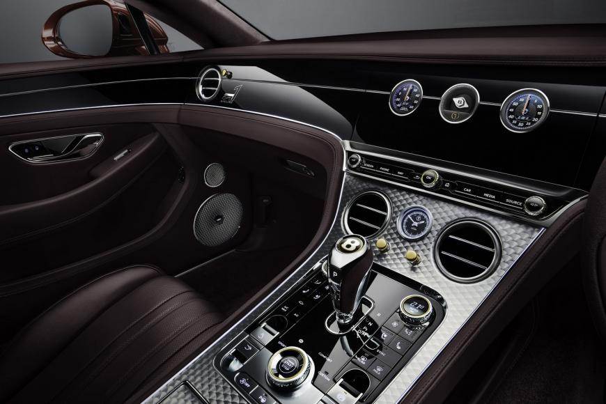 Continental GT Convertible Number 1 Edition by Mulliner (8)