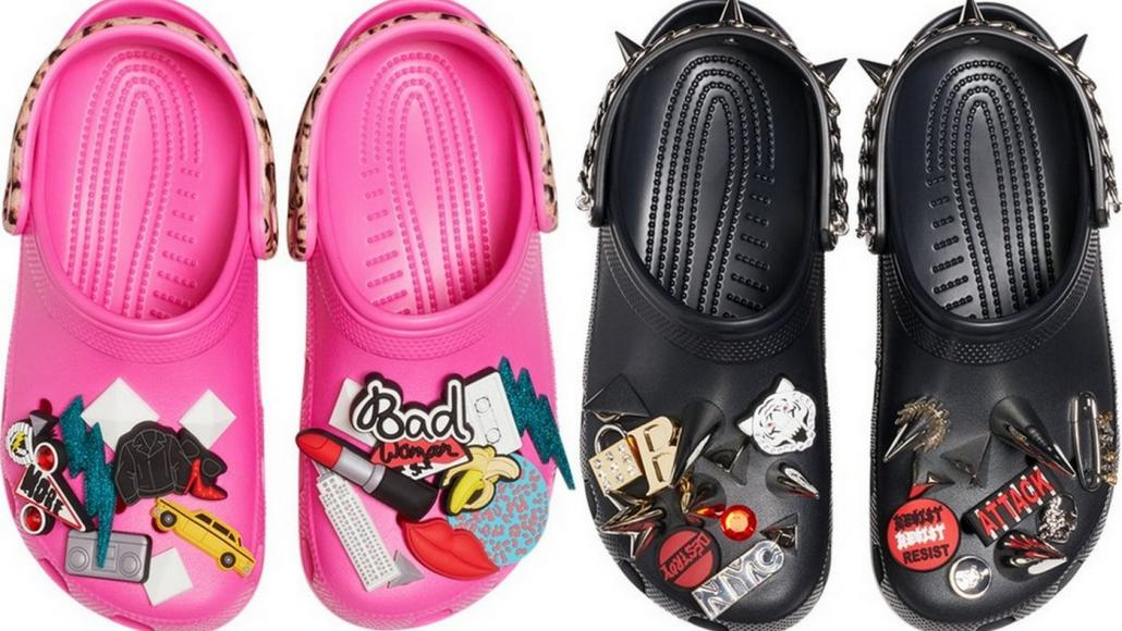 Crocs X Barneys collection (1)