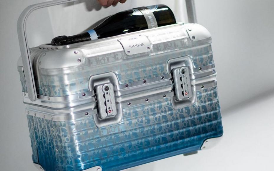 Dior and Rimowa collaborate for a collection of travel accessories -