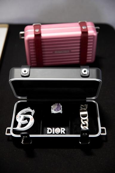 Dior And Rimowa Collaborate For A Collection Of Travel