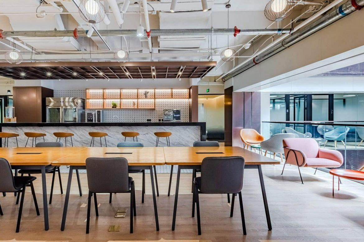 Magnets for entrepreneurs and creativity - Check out the 8 most beautiful co-working space in Asia -