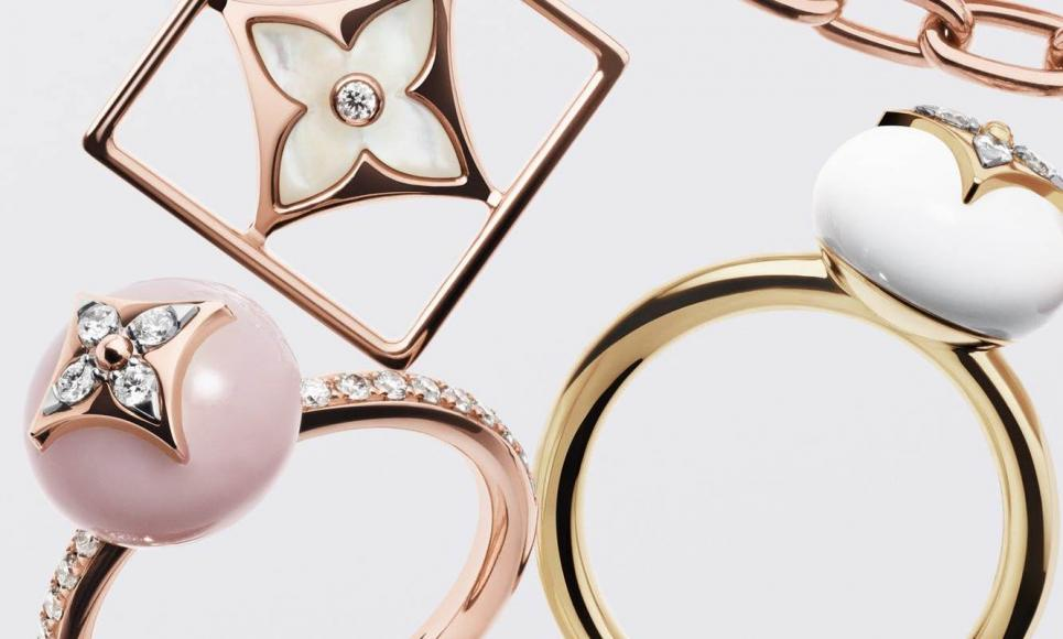 Fine jewellery is back in focus with Louis Vuittons B Blossom line that features Sophie Turner -