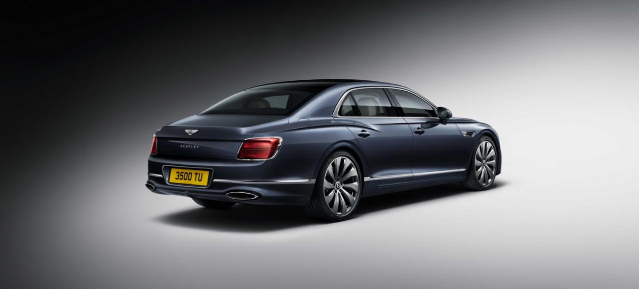 New Bentley Flying Spur 3