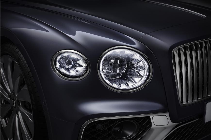 New Bentley Flying Spur 7