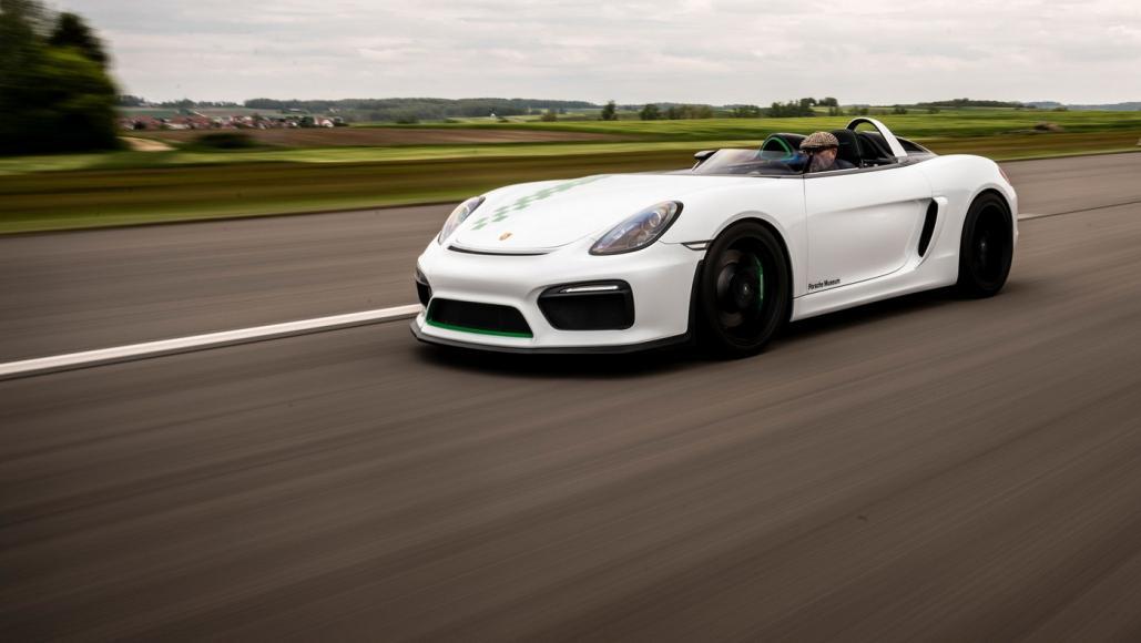 Porsche Bergspyder (1)