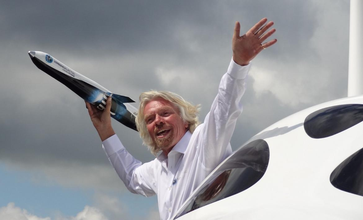 Quora answers - How did Richard Branson become so successful? -