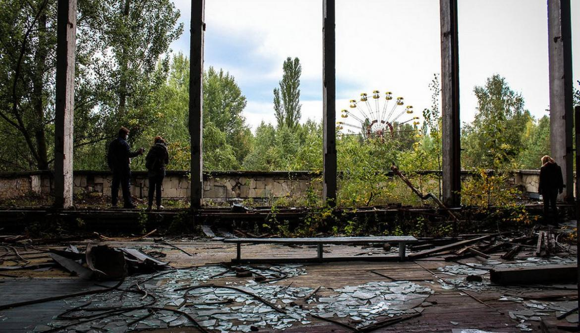 You can now go on a luxury guided tour of Chernobyls radioactive wasteland -