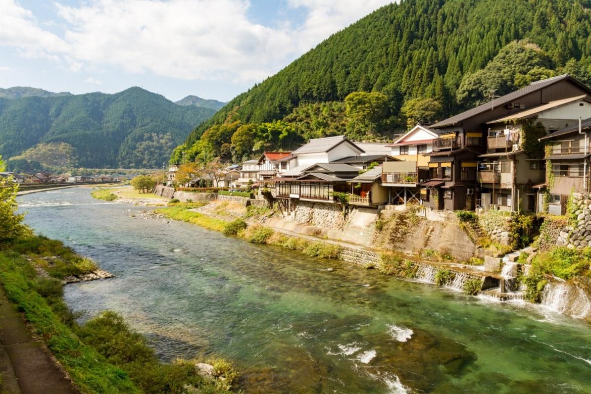 Castles, onsens, a silver mine and more - Top 5 places in Japan that you have not heard about -