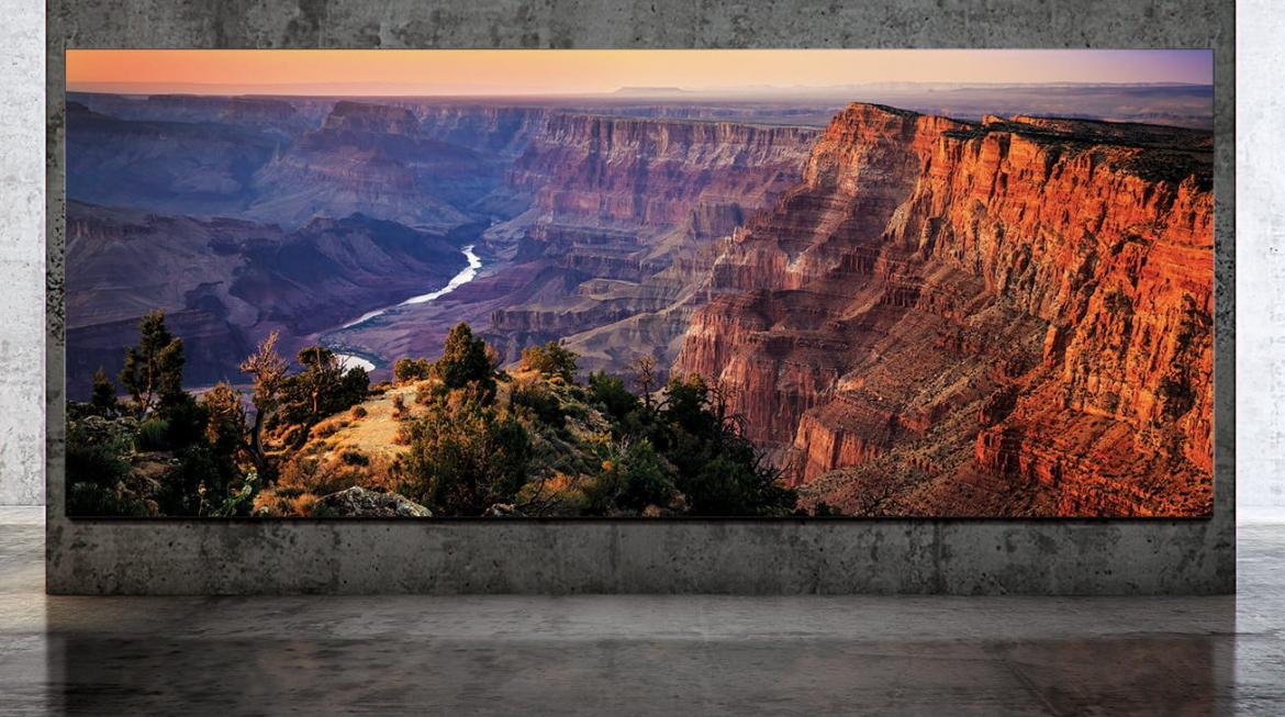 Samsung latest 'The Wall Luxury' 8K TV measures a whopping 292 inches -