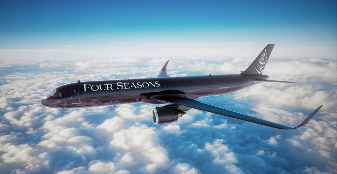 Four Seasons sets its eyes on Angkor Wat, Mexico City, Easter Island and Athens for its private jet itineraries -