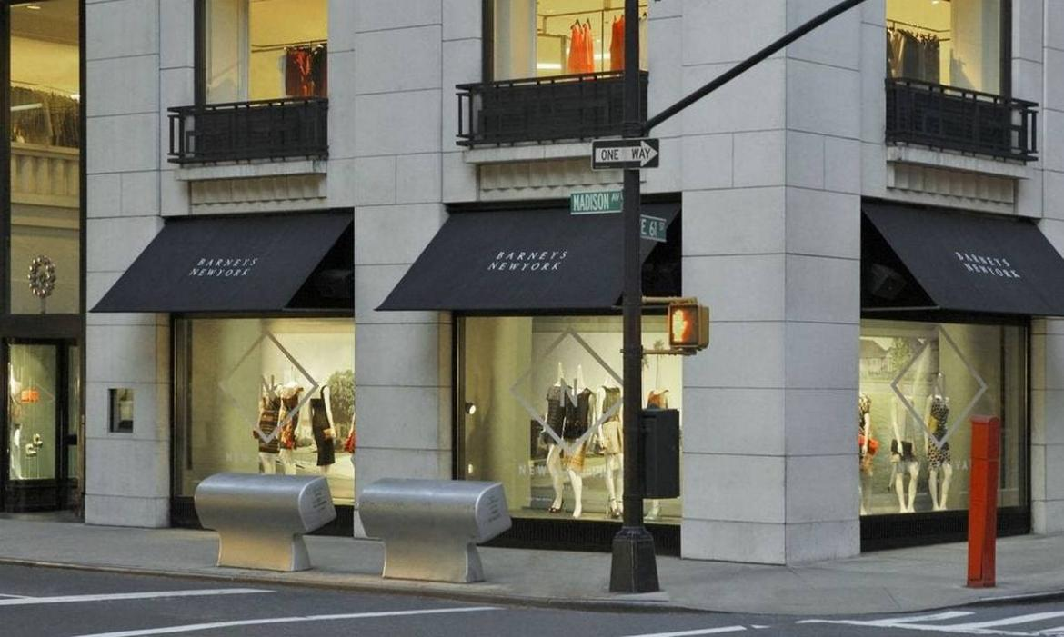 Struggling luxury retailer Barneys New York may soon file for bankruptcy -