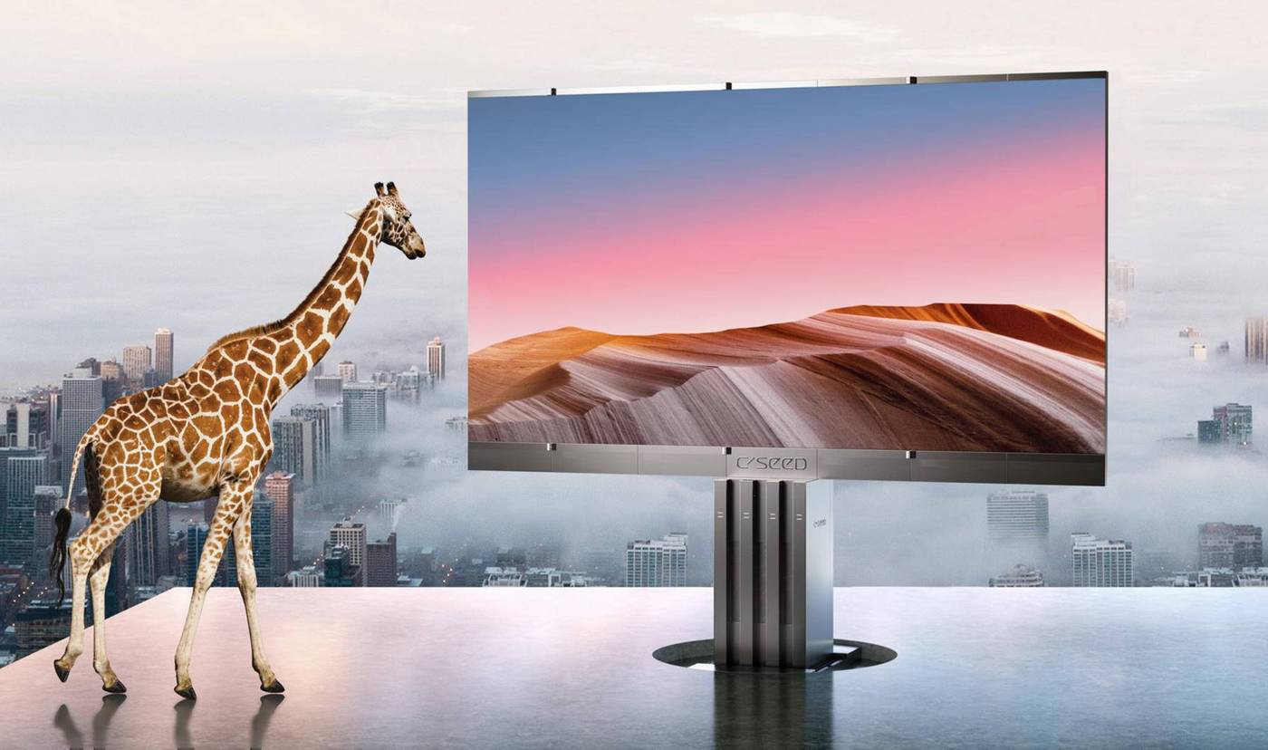 We bet you will have never seen TV's like these