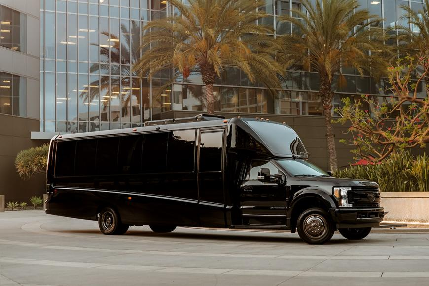 A CEO's dream come true - Take a look inside the world's first million-dollar office on wheels -