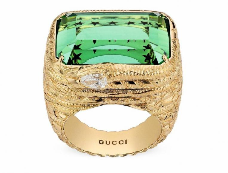 Gucci first-ever high-end jewellery boutique (7)