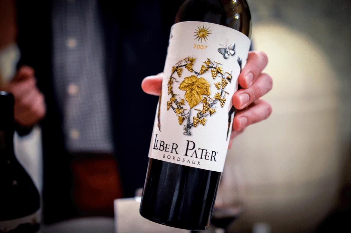 34 110 Per Bottle Liber Pater To Soon Release The Most