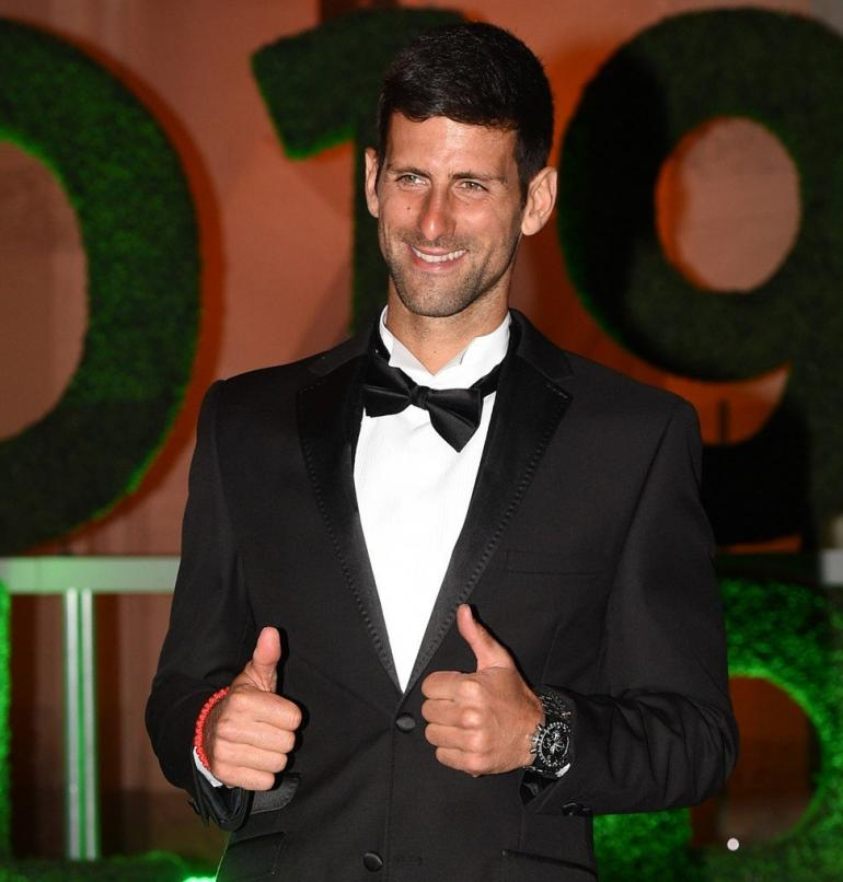Is A Plant Based Diet Reason For His Success Take A Look At Tennis Ace Novak Djokovic S Vegan Diet Luxurylaunches
