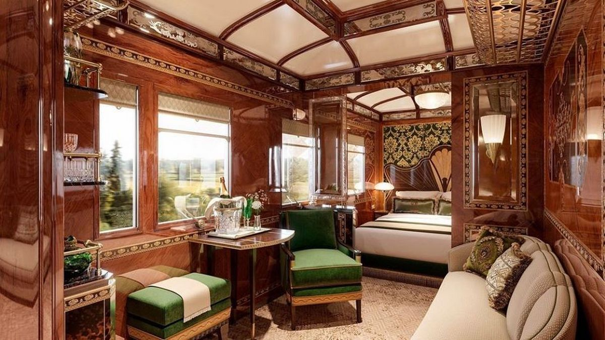 Cars Com Reviews >> Take a look inside the three new grand suites of the ultra luxurious Venice Simplon-Orient-Express