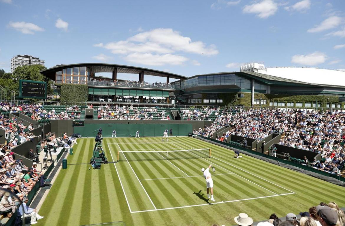 Quora answers - What are some interesting facts on Wimbledon -