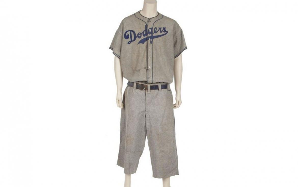 Babe Ruth's Brooklyn Dodgers Coaching Uniform can now be yours for $500,000+ -