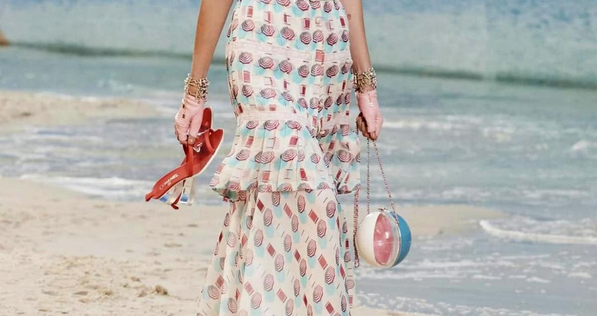 From Louis Vuitton to Chanel here are 5 chic see-thru bags that celebrities love to use in the summer -