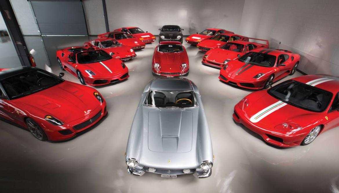 Quora answers - What are some interesting facts about Ferrari? -