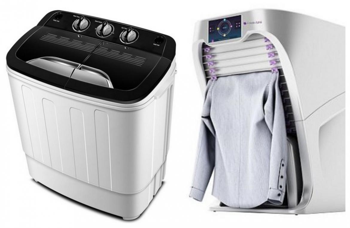 The two laundry appliances you didn't know you needed until now -