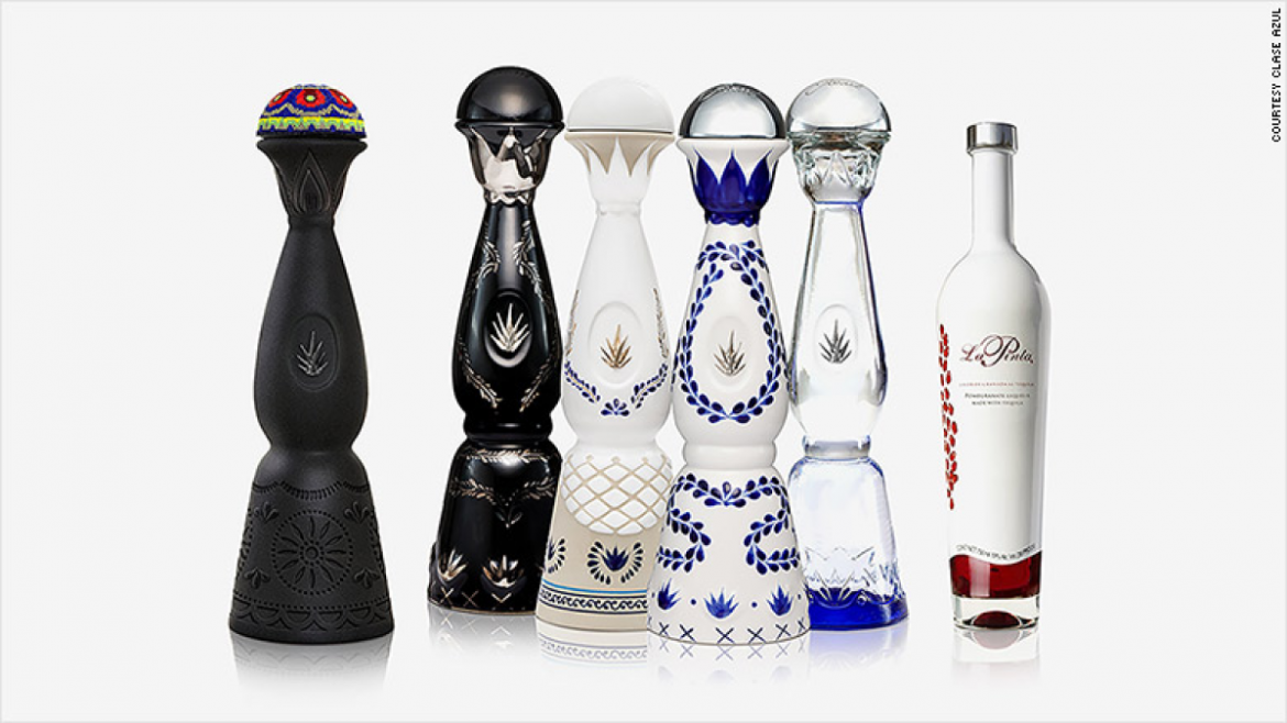 For that special occasion - A tequila bottle that costs $30,000 -